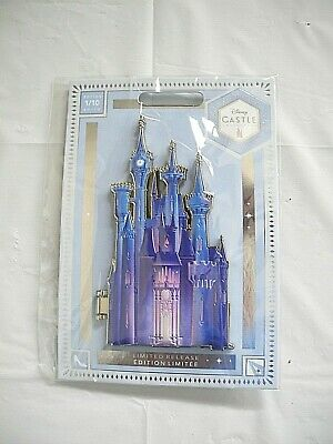 Disney Store Castle Collection Limited Release Cinderella Castle Jumbo Pin 110