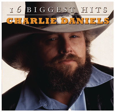 The Charlie Daniels Band - 16 Biggest Hits CD • NEW • Best of Greatest