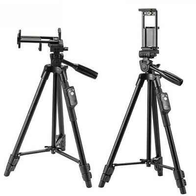 2in1 Bracket Holder Monopod Tripod Mount Stand Adapter fit for Cell phone Camera