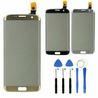 For Samsung Galaxy S7 Edge G935 Touch Screen Digitizer Glass -Free Tools 4 Color