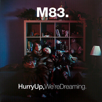 M83 - Hurry Up Were Dreaming Vinyl 2LP 2011 MUTE 9510 NEW  SEALED