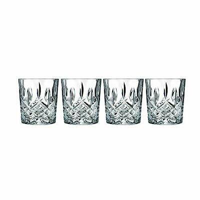Marquis by Waterford 165118 Markham Double Old Fashioned Glasses Set of 4