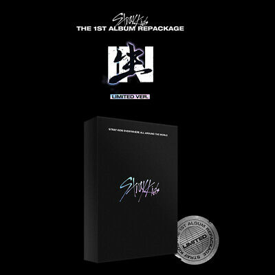 Stray Kids IN生 IN LIFE 1st Repackage Album Limited VerCD-Photobook-Photocard-Etc