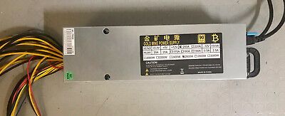 High Efficiency Gold Rated Power Supply 12v 2600w