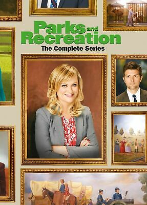 Parks and Recreation Seasons 1-7 DVD Amy Poehler NEW