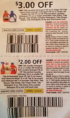 6  TENA  Save 5 on ANY two Tena product coupons exp 102520