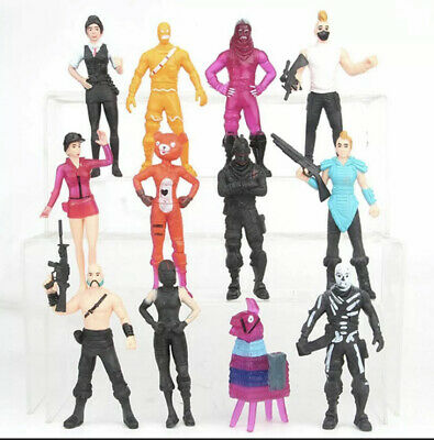 New Fortnight Game PVC Action Figures Fortnite Battle Royale Llama Characters