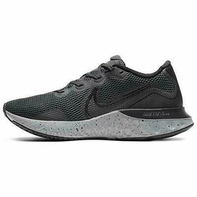 Nike Renew Run Running Shoes Anthracite Black Cool Gray CZ9263-001 Mens NEW