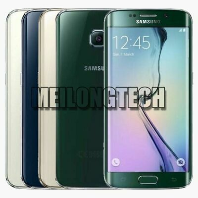 Samsung Galaxy S6 Edge G925 32GB Factory GSM Unlocked Android 4G LTE Smartphone
