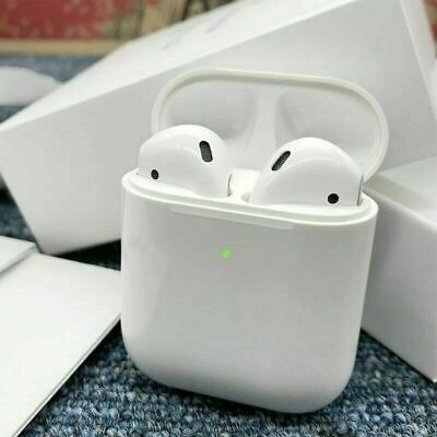 AirPods 2nd Generation W Wireless Charging Case Headphones USA