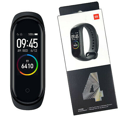 Xiaomi Mi Band 4 Smart Fitness Tracker AMOLED Heart Rate Monitor Global Version