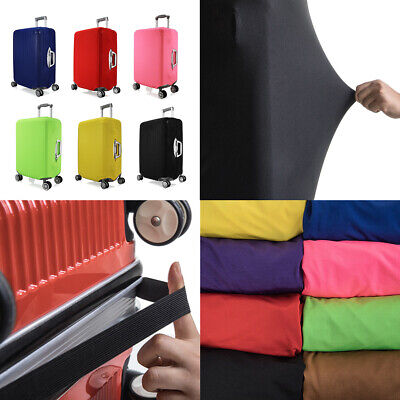 US Elastic Luggage Suitcase Protector Cover Suitcase Anti- Dust Scratch 18-28