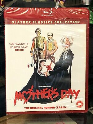 Mothers Day BLU-RAY Troma Slasher Classics Collection 88 FILMS BRAND NEW