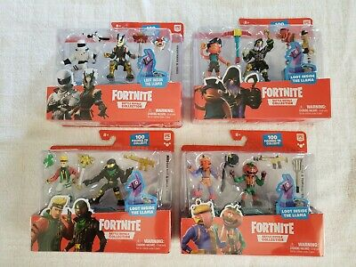 Fortnite Battle Royale Collection LOT of 4-