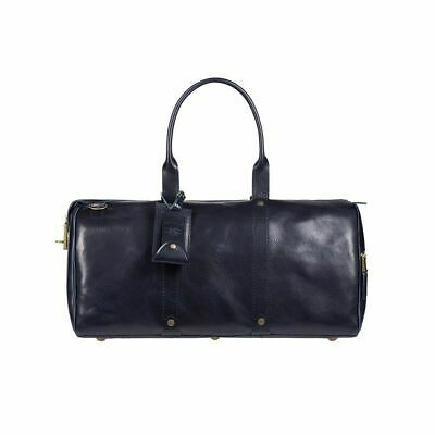 WILL LEATHER GOODS The Expedition 20 Leather Duffel Bag