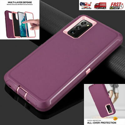 For Samsung Galaxy S20 FE 5G Case Rugged Heavy Duty Military Shockproof Cover
