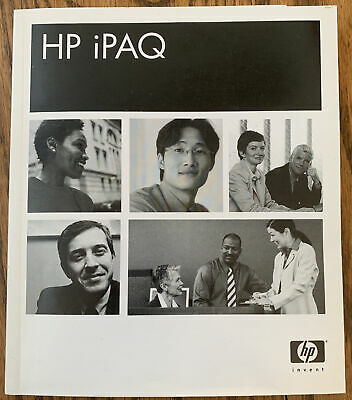 Vintage Genuine HP 398887-B31 iPAQ Information Guide First Edition 2005