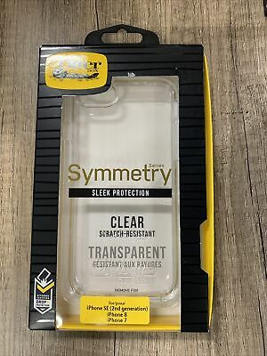 OtterBox SYMMETRY CLEAR CASE for iPhone 8 - 7 - SE 2ND GEN