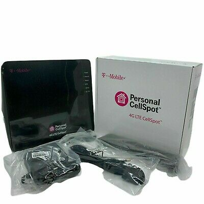 T Mobile Personal CellSpot  4G LTE Model 9961 Home Cell Used