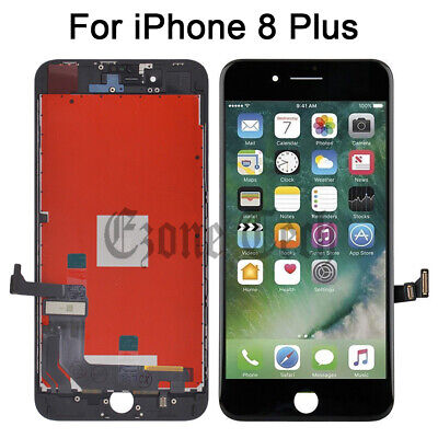 For iPhone 8 Plus LCD Display Touch Screen Digitizer Assembly Replacement NEW