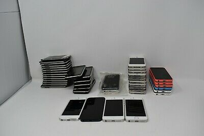 Lot of 44 Assorted iPhones iPod Touches As-Is Parts