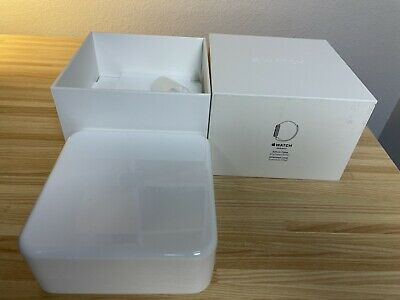 Apple Watch Series 2 42mm Milanese Loop Empty Box and Case ONLY