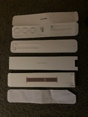 Apple Watch paperwork band