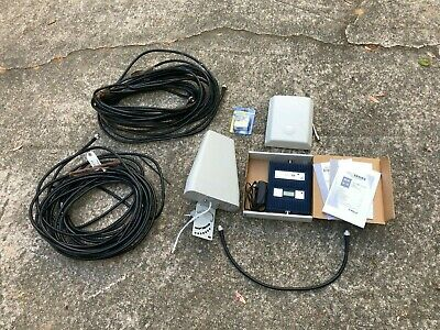Wilson Electronics 465034 Pro 70 Plus 50 Ohm Signal Booster with Antennas etc-
