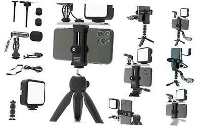 Scout MOJO Modular Rig Kit 2020 with 3 Microphones LED Light and All-in