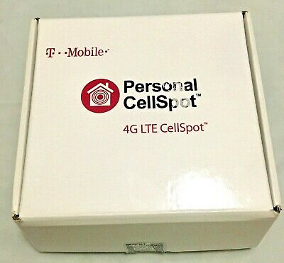 T Mobile Personal CellSpot 4G LTE Model 9961 Cell V1 Internet Signal Booster NIB