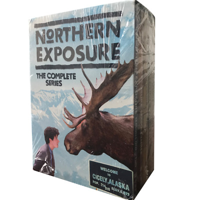 Northern ExposureThe Complete Series Season 1-6 DVD 26-Disc SetFree Shipping