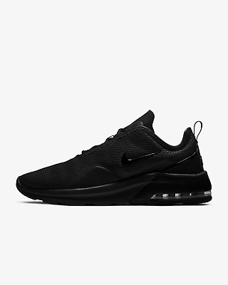 Nike Air Max Motion 2 Shoes Black Anthracite AO0266-004 Mens NEW