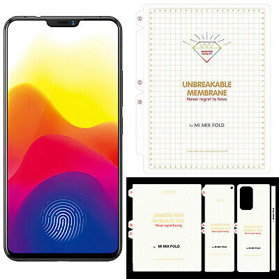 Transparent HD Film Screen Protector Replacement for Mi Mix Fold Mobile Phone
