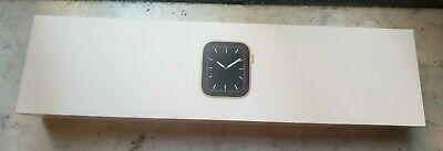 Empty Box Apple Watch Series 5 Silver Aluminum Case 44MM EMPTY BOX ONLY GUC Fast