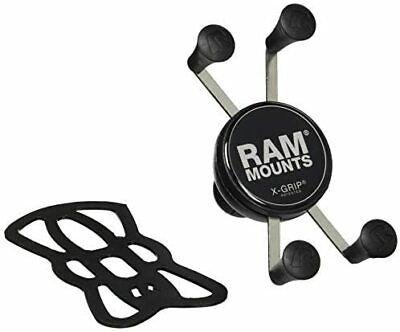 RAM MOUNTS Mount part X grip with tether for smartphone Black RAM-HOL-U No-3110