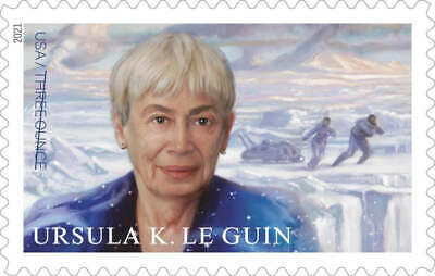 5619 Ursula K- Le Guin US Single Mintnh FREE SHIPPING Delivery After 727