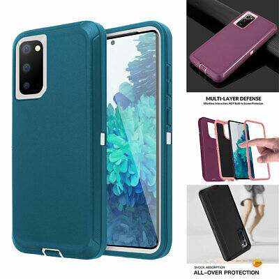 For Samsung Galaxy S20 FE 5G Case Shockproof Heavy Duty Cover fits Otterbox
