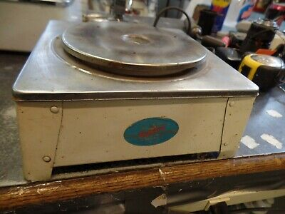 Vintage Capitol Products Co-inc est 1919 single electric burner CAMPING OUTDOOR