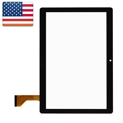 10-1 Touch Screen Digitizer Glass For Lectrus LECT-TAB1011 DP101310
