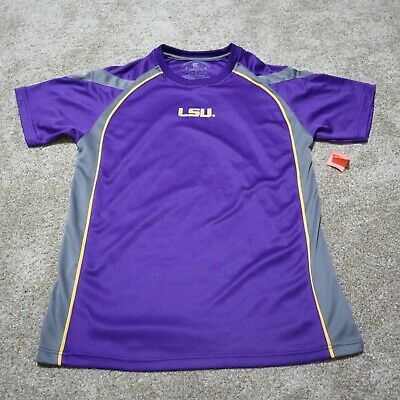 LSU Tigers College Football National Champs Shirt Men's Size Large