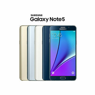Samsung Galaxy Note 5 N920 32GB GSM Unlocked 4G Smartphone 710 AT-T T-Mobile
