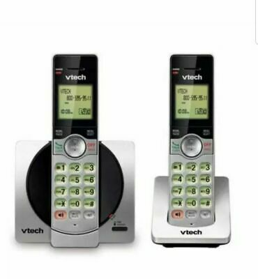 VTECH CS6919-2 2 HANDSET CORDLESS PHONE SYSTEM WITH CALLER ID CALL WAITING