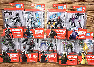 FORTNITE Battle Royale Collection 2 Figures Epic Games Limited Edition YOU PICK