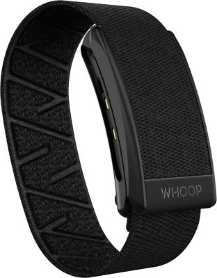 Replacement Whoop Strap 3-0 Tracker Proknit Black