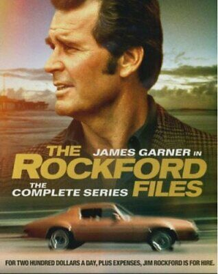The Rockford Files Complete Series DVD 22 Disc 6 Season NEW SEALED FREE SHIPPING