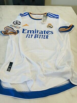 real madrid jersey version player 20212022 size XL