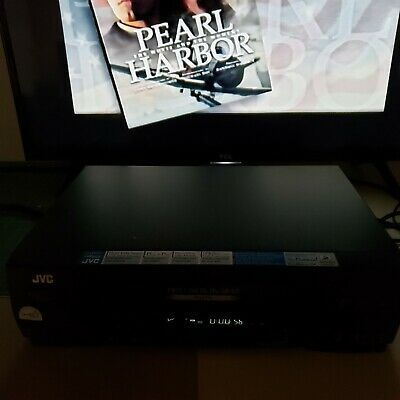 JVC Pro-cision Plug and Play VCR HiFi VP6500 TESTED WORKS