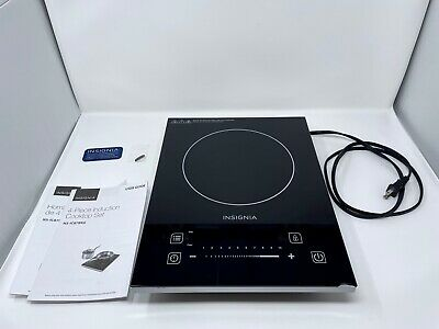 Insignia - 11-4 Electric Induction Cooktop