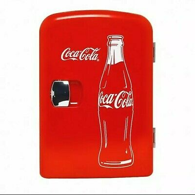 Coca Cola Classic Thermoelectric Cooler Portable