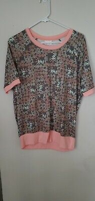 NWT Lularoe Vintage 4th Of July JANE Size Small Very SOFT